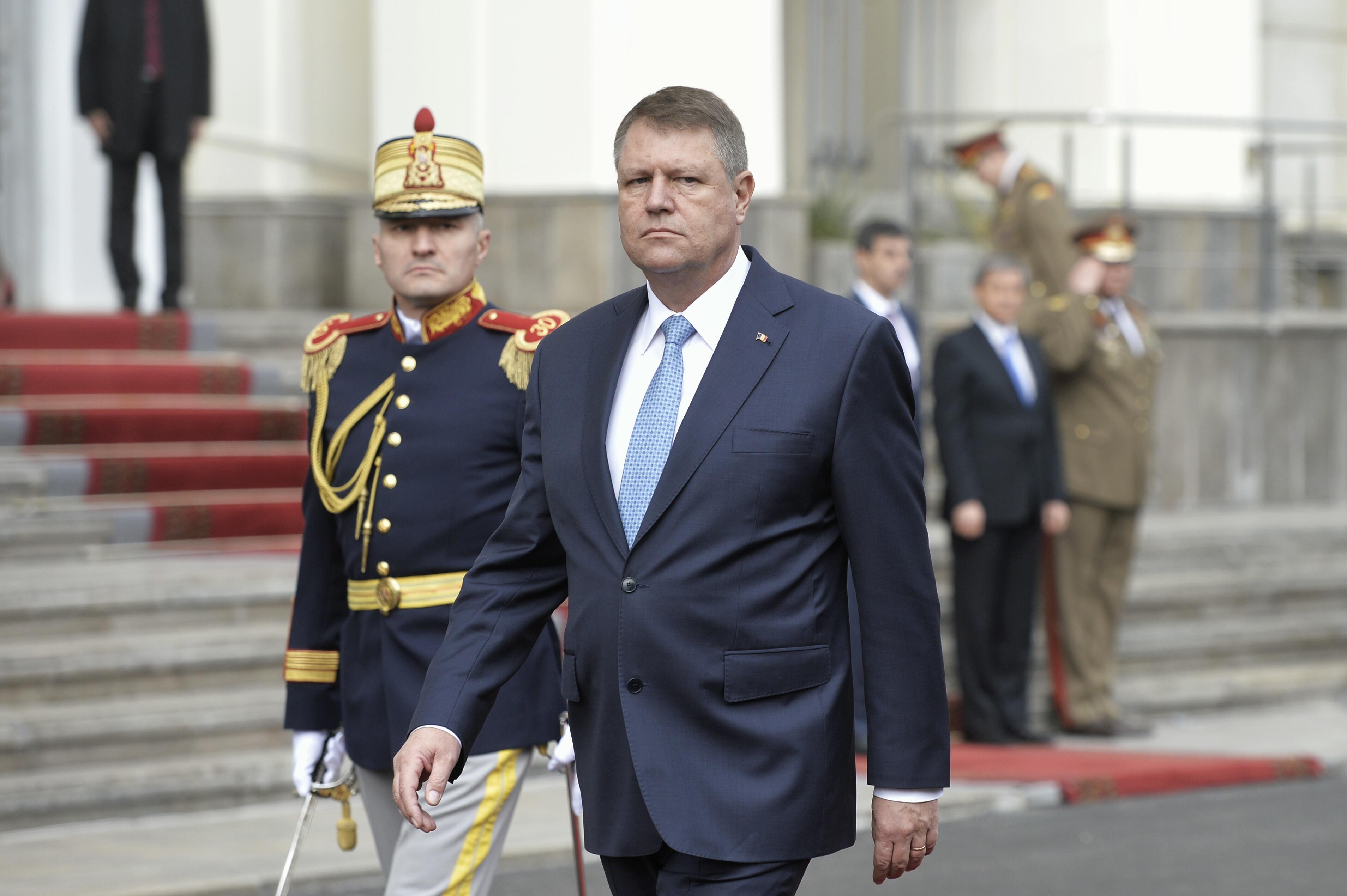GAFA URIASA a lui Klaus Iohannis. Ce apare pe un document semnat de presedinte si publicat deja in Monitorul Oficial