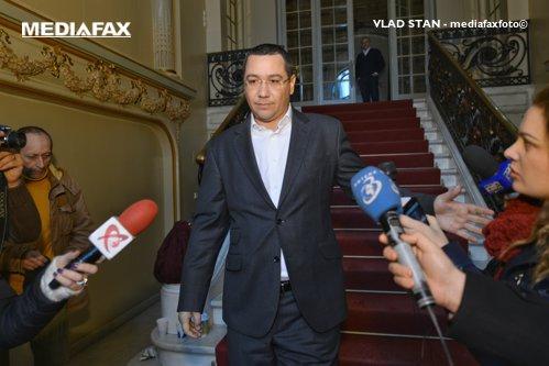 """Cine sunt """"ofiţerii"""" din PSD despre care vorbea Ponta"""
