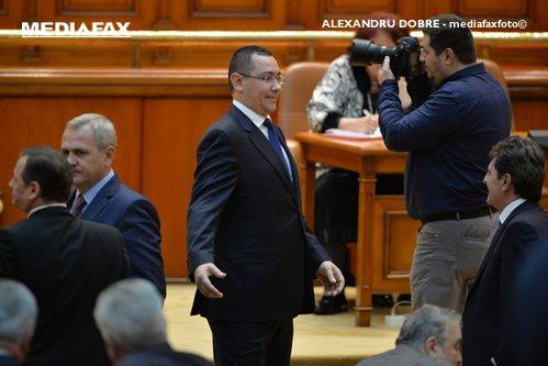 """""""Sufleteşte şi pragmatic"""", Dragnea îl vrea pe Ponta şef la Camera Deputaţilor"""