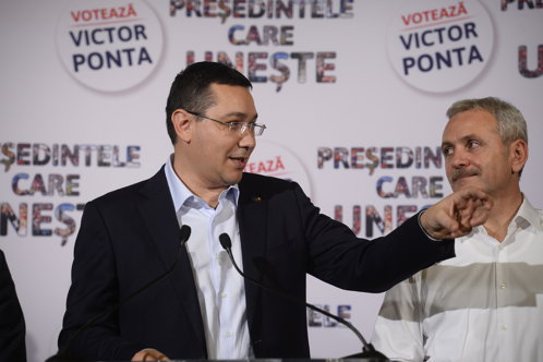 Băsescu: Dragnea îi dădea brânci lui Ponta, acum îl vrea înapoi. E un machiavelism la vârful PSD
