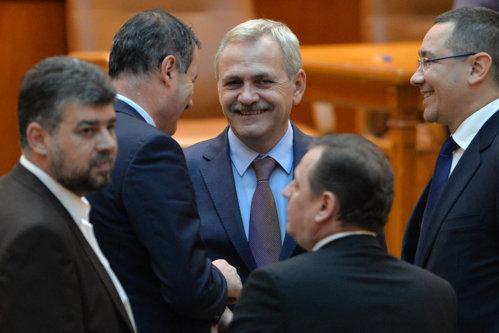 """Dragnea, mesaj pentru Iohannis: """"Să stea liniştit, nu îl suspendăm"""""""