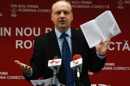 Prima demisie la PSD după alegeri