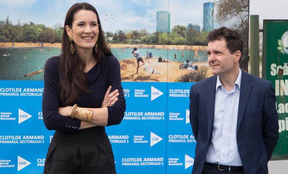Clotilde Armand vrea să conteste la CCR alegerile într-un singur tur