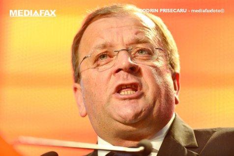 Gheorghe Flutur a fost ales preşedinte al Consiliului Judeţean Suceava