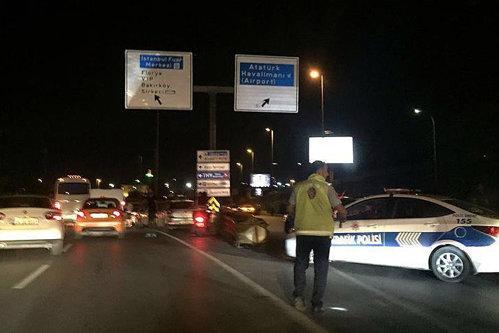 Victor Ponta, întors de Poliţie din drumul său spre aeroportul din Istanbul