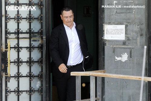 Ponta rămâne fără titlul de doctor. Răspunsul lui Curaj: Sigur că se va întâmpla