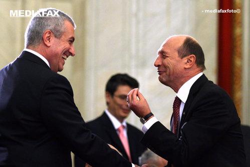 Băsescu: Nu cred că Tăriceanu ar putea lua un milion. Să fi fost o sponsorizare pentru partid, altceva