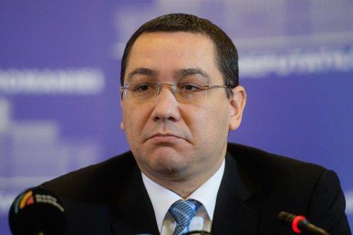 Ponta, mesaj ironic după cutremurul din Italia: ''Am văzut că la ei nimeni nu foloseşte moartea oamenilor pentru un interes politic''