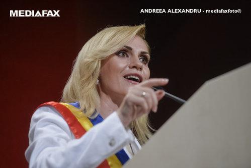 Gabriela Firea, reacţie dură după ce USR a anunţat că face referendum să o demită