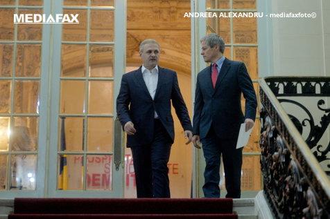 """Ce a găsit Cioloş în proiectul de buget al lui Dragnea. """"La mine unu plus unu fac doi"""""""