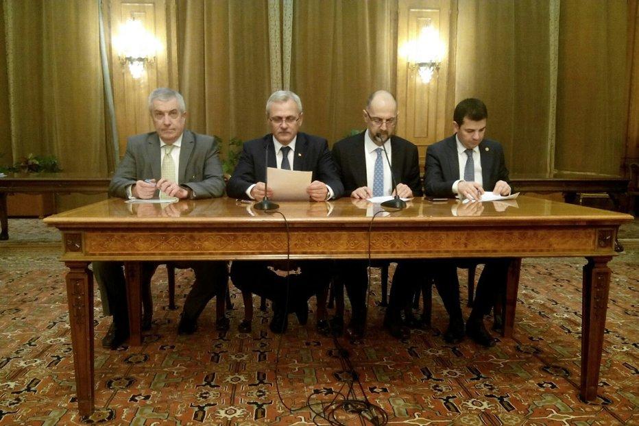 Protocol de colaborare parlamentară PSD-ALDE-UDMR. Ce asigurări primeşte Kelemen Hunor