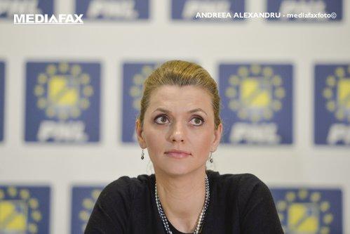 PNL, dator la Alina Gorghiu, Cu câţi bani a împrumutat partidul fosta şefă a liberalilor