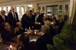 Dragnea, invitat la masă de Trump. Replica preşedintelui SUA când şeful PSD i-a spus despre România