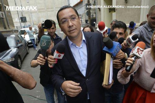 """Ponta, reacţie deplasată după incendiul din Bamboo. """"Iohannis e piroman"""""""