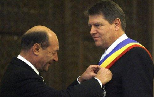 Băsescu: În locul Primăriei Sibiu, aş deschide un proces familiei Iohannis