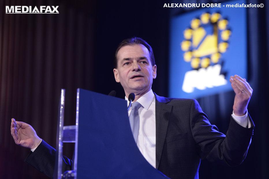 """Orban: """"Un nou mandat al preşedintelui Iohannis va depinde şi de forţa PNL. Cioloş nu ne va fura din electorat dacă-şi face partid"""""""