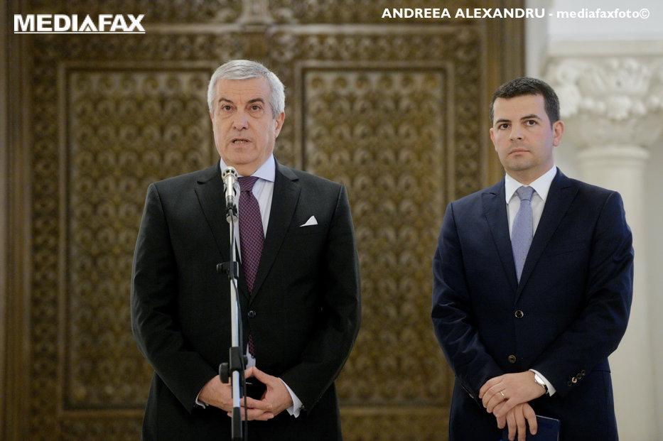 Ruptura din ALDE, din ce în ce mai evidentă: Constantin visează cu ochii deschişi. A fost penibil să refuze Congresul