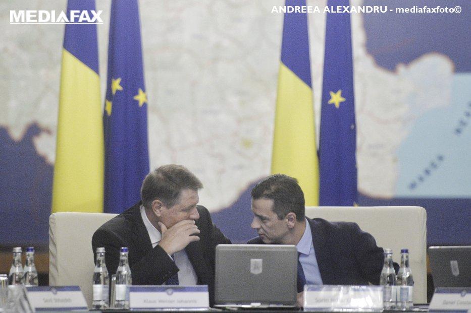 """Iohannis nu vrea pact de coabitare cu Grindeanu. """"Nu simt absolut deloc nevoia să fac o înţelegere scrisă cu PSD"""""""