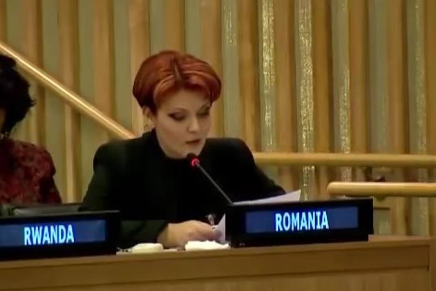 """Grindeanu, despre engleza Olguţei Vasilescu. """"Nu se dau examene de limbi străine când ocupi o funcţie de ministru"""""""