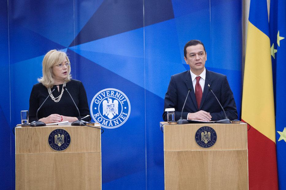 DOCUMENTUL pe care Comisia Europeană i l-a cerut lui Grindeanu, după măririle de pensii şi salarii. Anunţul făcut de Corina Creţu