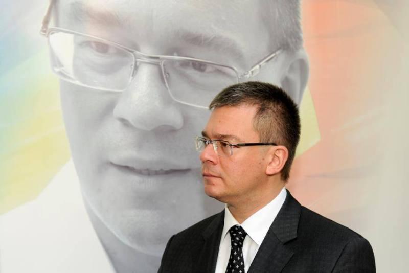 Parlamentul a vacantat funcţia de director SIE, la jumătate de an de la demisia lui Ungureanu