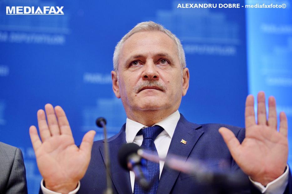 Dragnea, ultimatum pentru ALDE: Până la sfârşitul săptămânii trebuie să ştim cu cine vorbim