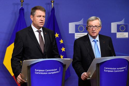"""Iohannis se bucură că """"ne-am opus cu succes"""" Europei """"cu două viteze"""". Ce scrie de fapt în Declaraţia de la Roma"""
