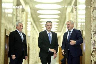 """Premierul Grindeanu, pus într-o situaţie IMPOSIBILĂ. Guvernul este în pragul RUPTURII. Mesajul din partea lui Tăriceanu este fără precedent: """"Mingea e în terenul vostru acum!"""""""
