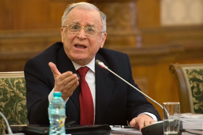 Iliescu, despre ancheta pe care o cere PSD pentru prezidenţialele din 2009: Geoană a câştigat în ţară, votul din străinătate a schimbat rezultatul