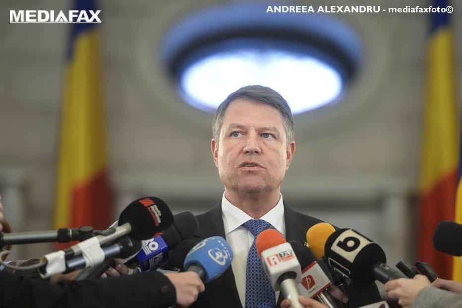 Preşedintele Iohannis pleacă în vacanţă în Spania
