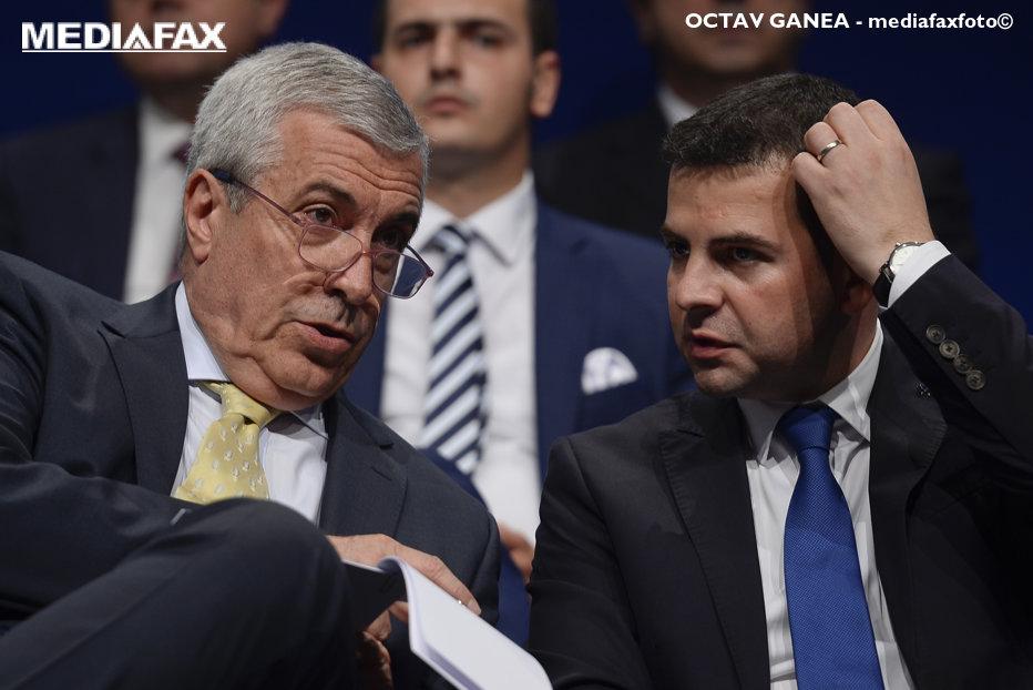 """Constantin îl atacă pe Tăriceanu în ziua Congresului. Reacţia şefului ALDE: """"Gata, altă întrebare!"""""""