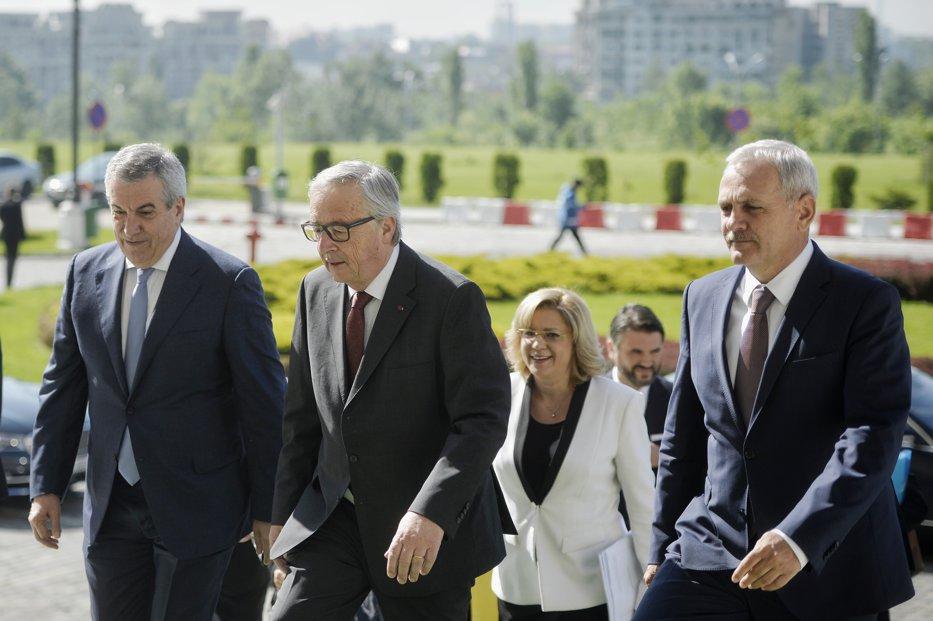 Juncker: România trebuie să adere cât mai repede la Spaţiul Schengen, o merită. VIDEO