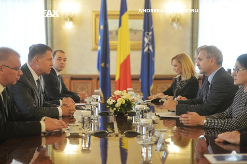 Cine ar câştiga o finală Firea-Iohannis, dacă alegerile prezidenţiale ar avea loc duminică. Sondaj Avangarde