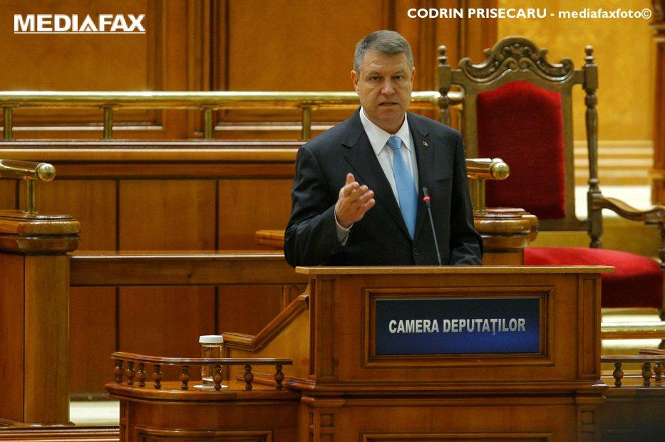 Iohannis, despre comisia de anchetă: Nu aş avea niciun lucru interesant să le spun