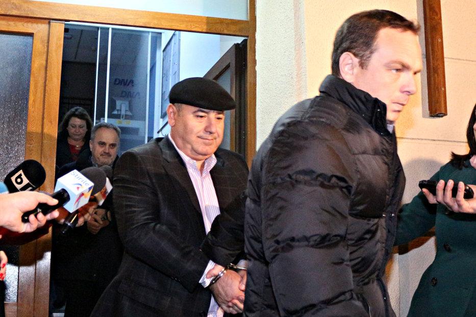 """Dorin Cocoş şi fiul lui, audiaţi la ÎCCJ în dosarul """"Bica 1"""