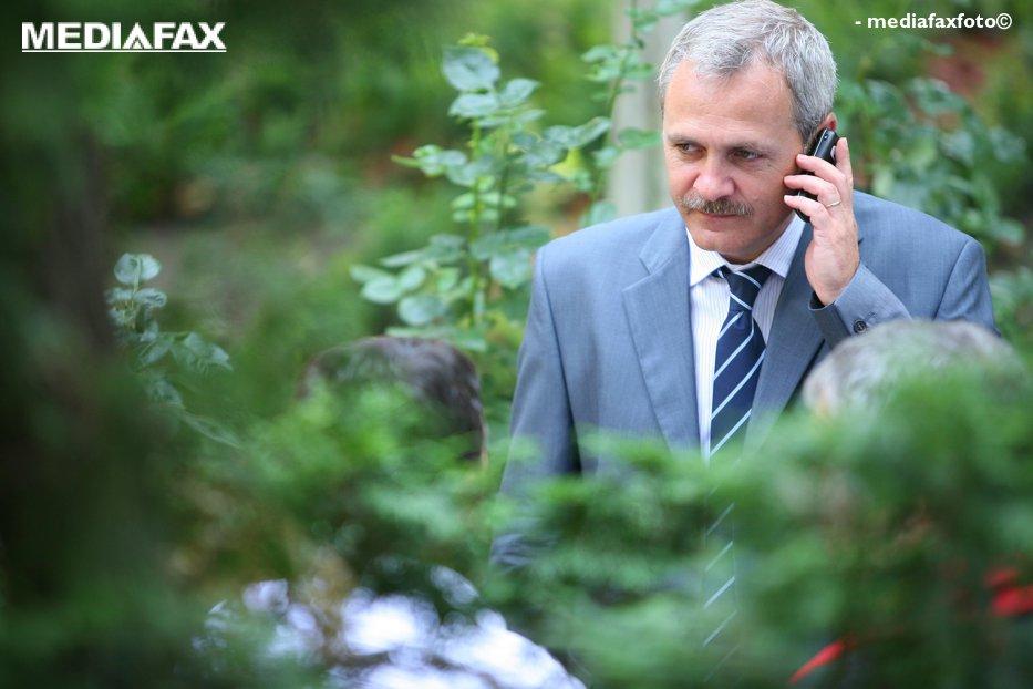 Liviu Dragnea, SMS-uri către Opoziţie. Parlamentar USR: Aş fi vrut să fie trimis cu altă ocazie