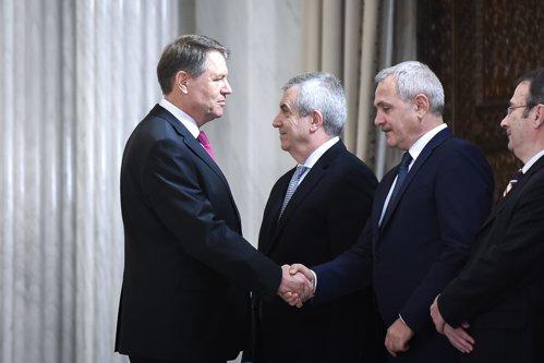 Prima reacţie a lui Iohannis după negocierile PSD-UDMR. Avertismentul pentru Liviu Dragnea