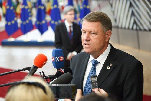 """Condiţiile lui Iohannis pentru noul premier. """"Vă spun luni, în detaliu, dacă PSD şi ALDE mai au majoritate"""""""