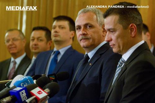 PRIMUL SONDAJ după scandalul Dragnea-Grindeanu. Câţi români ar vota PSD, dacă ar fi alegeri duminică. SURPRIZA de pe locul doi