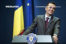 """Sorin Grindeanu: """"Mi-a lipsit pupincurismul, ca să rezist în funcţie"""". VIDEO"""