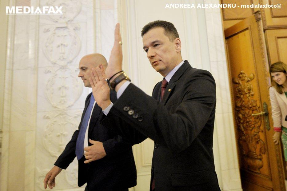 CCR a respins sesizarea lui Grindeanu privind votul la moţiunea de cenzură. Reacţia fostului premier