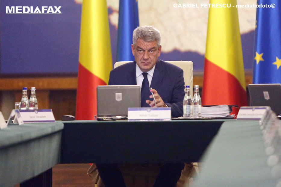 Tudose, ordin pentru miniştri să meargă lunar la Bruxelles: