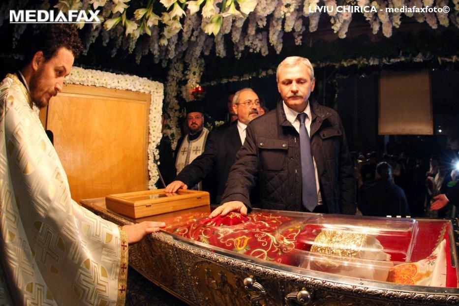 """Dragnea îl linişteşte pe Patriarh. """"Nu susţin  impozitarea veniturilor BOR. Nici nu vreau să discut despre asta"""""""