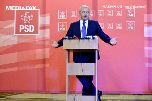 """Liviu Dragnea insistă : """"Statul român ne fură"""""""