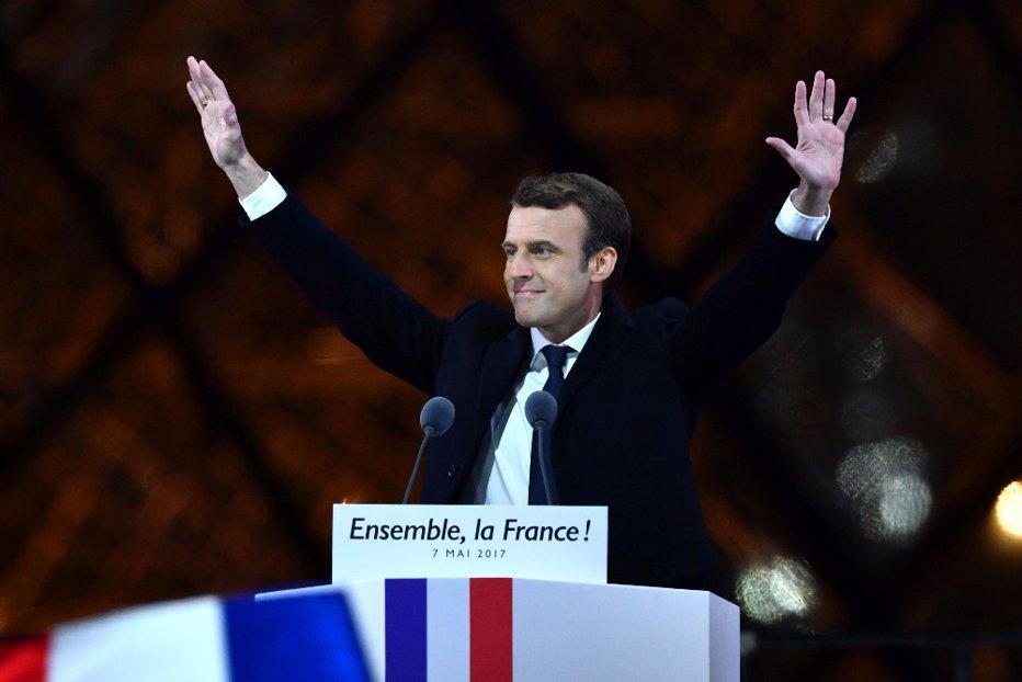 Data oficială la care preşedintele Franţei Emmanuel Macron vine în vizită la Bucureşti