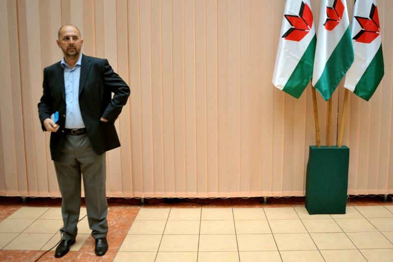 Kelemen Hunor: Vizita lui Iohannis în Ţinutul Secuiesc poate fi privită ca o încercare de a-şi asigura voturile maghiarilor