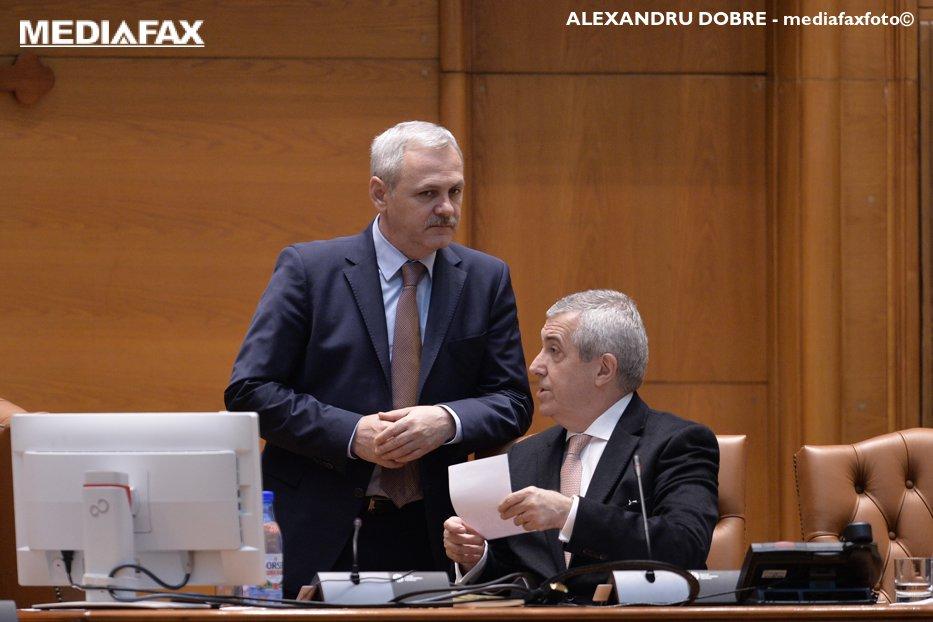 Scandal în Parlament. Cu Dragnea în concediu, Puterea şi Opoziţia au găsit un nou motiv de ceartă