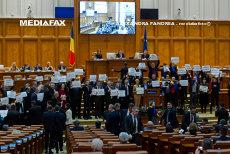 """PNL şi USR au depus moţiunea simplă pe justiţie """"PSD stăpânul justiţiei?! Chiar aşa…"""""""