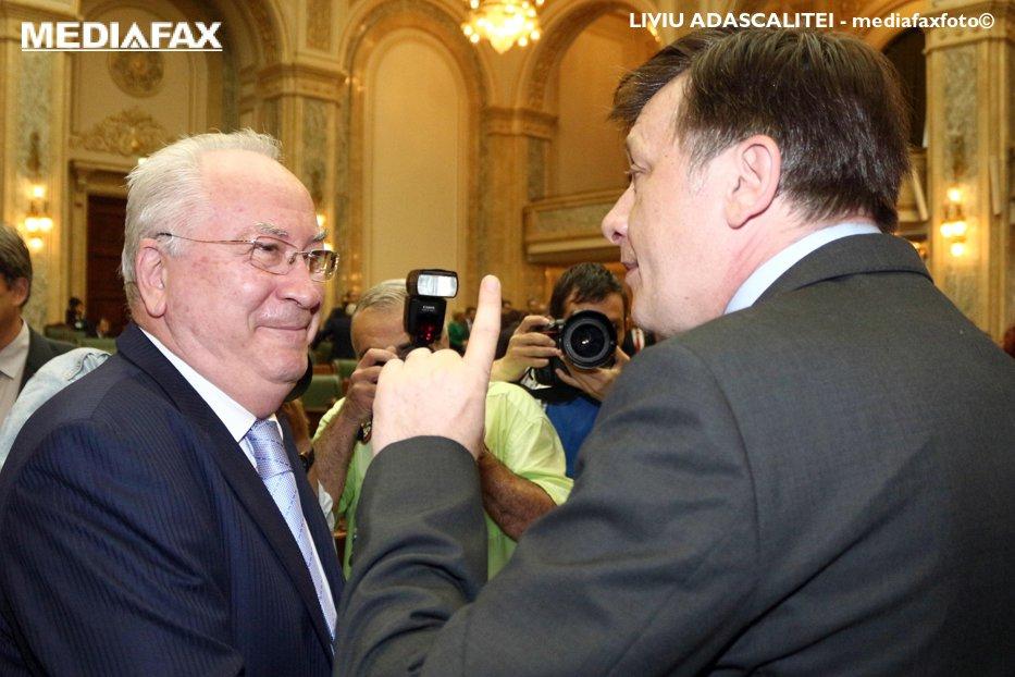 Puiu Haşotti şi-a dat demisia din PNL. Mesaj categoric pentru şefii liberalilor