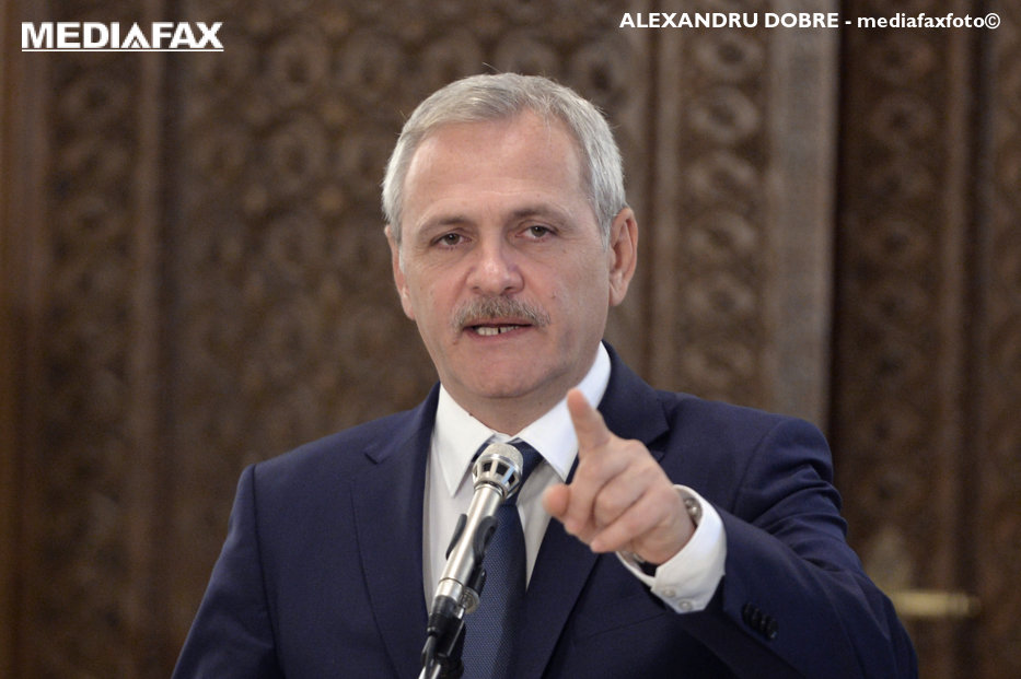 Reacţia lui Dragnea la scandalul de la Târgu Mureş.